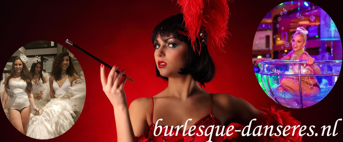Burlesque Hostess