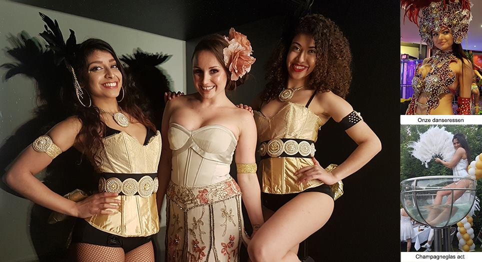 Burlesque en striptease workshops